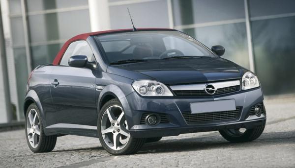 Особый Opel Tigra TwinTop
