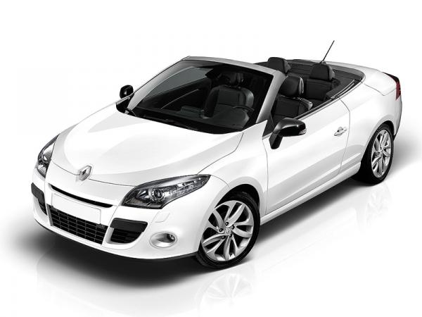 Renault Megane Coupe-Cabriolet: смена поколений