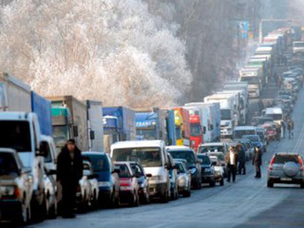 Автоперевозчикам запретят ездить без тахографов