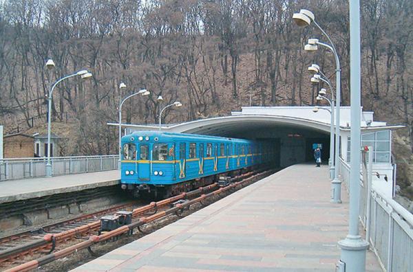 Киев. Реклама на городском транспорте подорожает