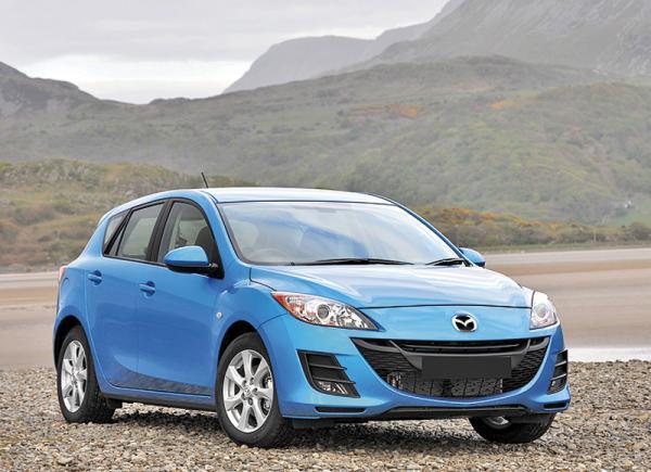 Mazda 3: стартуют продажи в Украине