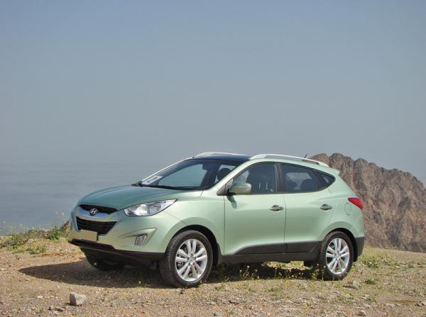 Hyundai ix35 и Hyundai Sonata: двойная премьера