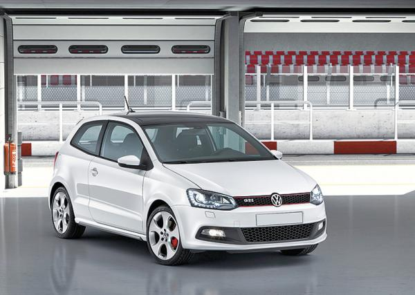 Женева 2010 Самый мощный Volkswagen Polo