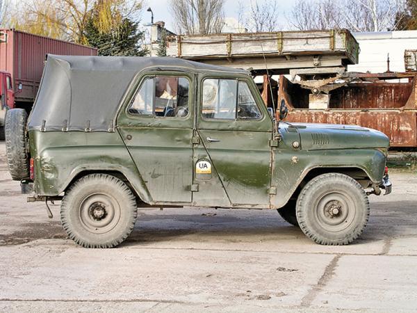 УАЗ 469: возрождение легенды