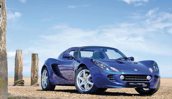 Lotus Elise: обновление модели