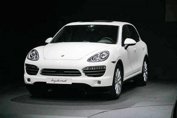 Женевский автосалон – 2010  Porsche