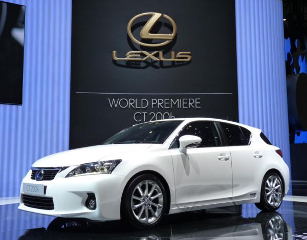 Женевский автосалон – 2010 Lexus