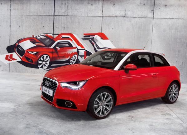 Женевский автосалон – 2010  Audi