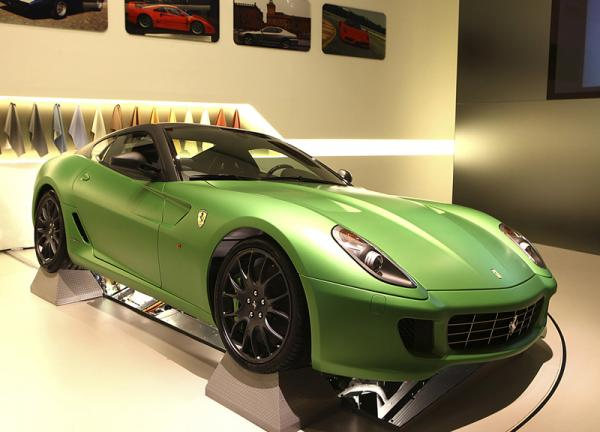 Женевский автосалон – 2010  Ferrari