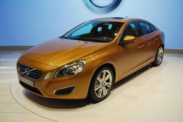 Женевский автосалон – 2010 Volvo