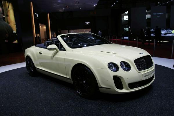 Женевский автосалон – 2010 Bentley