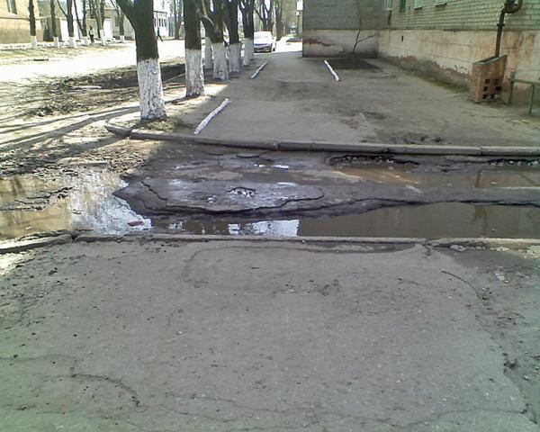 60 процентов дорог Киева пришли в негодность
