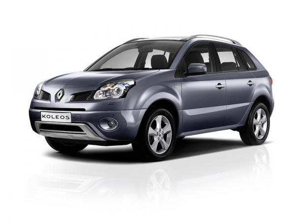 Renault Koleos: первый вседорожник от Renault