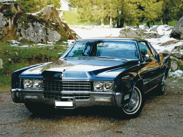 Большой американский автомобиль (Часть 4)