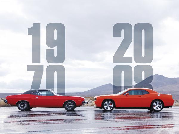 Dodge Challenger SRT8:  снова в строю
