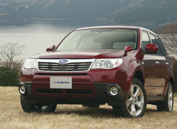 """Subaru Forester: """"лесник"""" третьего поколения"""
