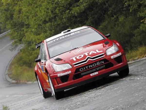 WRC: Монте-Карло: впечатляющее начало Себастьяна Лоэба