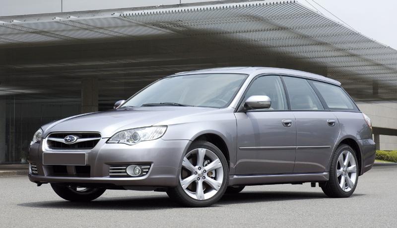 Subaru Legacy 2.0 TD: не такой как все