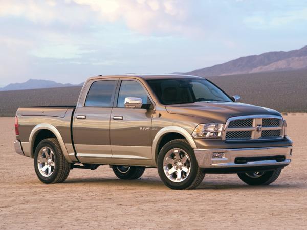 Chrysler Dodge Ram 1500: пикап по-американски