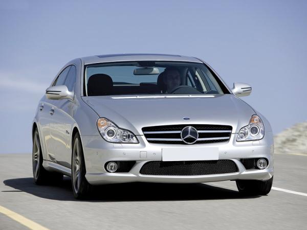 Mercedes-Benz CLS: обновленный CLS
