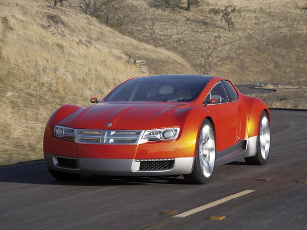 "Dodge Zeo Concept: ""горячий"" универсал с электродвигателем"
