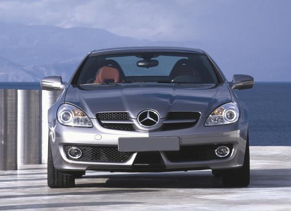Mercedes-Benz SLK-Class: второе поколение