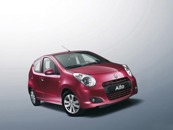 Малолитражка Suzuki Alto
