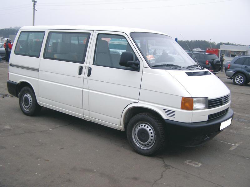 Volkswagen Transporter: большой шаг вперед