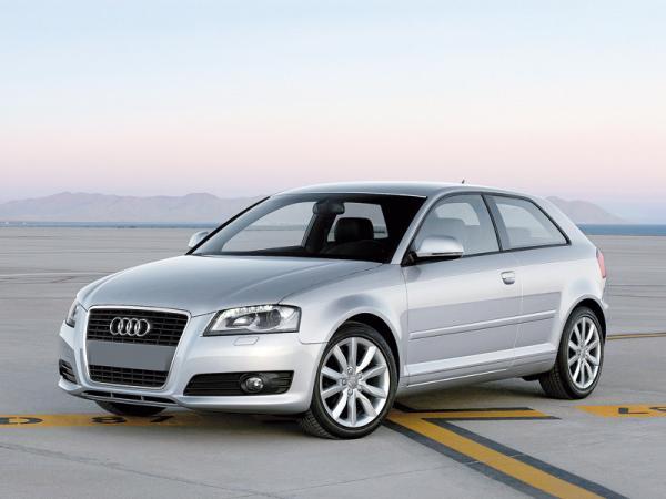 Audi A3: обновленный