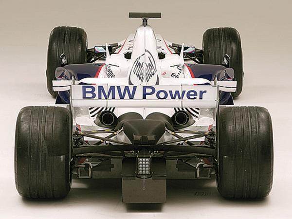 """F1: BMW хочет быть """"третьей силой"""" уже в нынешнем сезоне"""