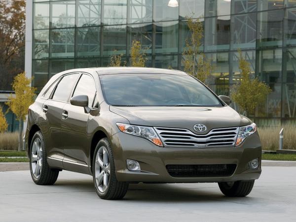 Toyota Venza: на 70 процентов седан, на 30 процентов  – вседорожник