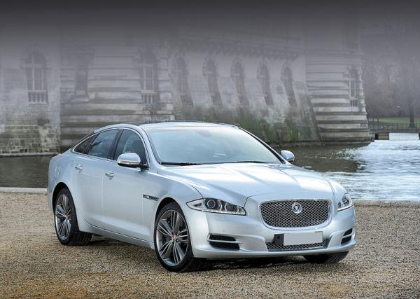 Jaguar XJ: смена образа