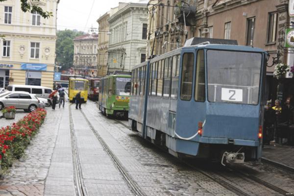 Во Львове Европейский Союз следит за безопасностью  дорожного движения