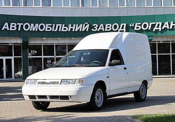 Богдан 2310: начались продажи коммерческого автомобиля