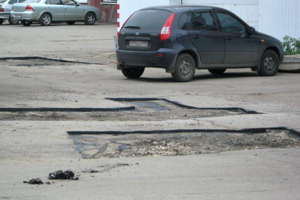 """""""Киевавтодор"""" возмещает убытки, причиненные плохим качеством дорог"""