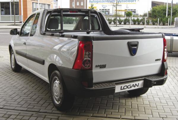 Renault Logan Van, Renault Logan Pick-Up и новый Renault Kangoo представлены в Украине