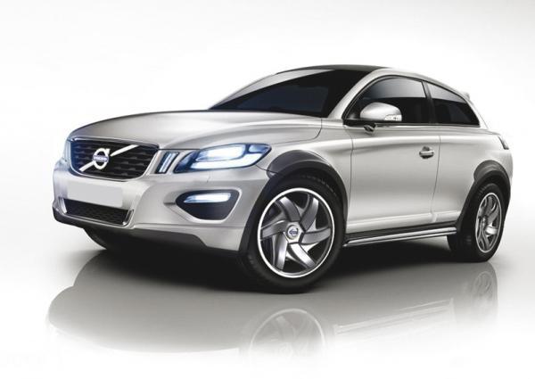 Volvo ХC30 – новая модель