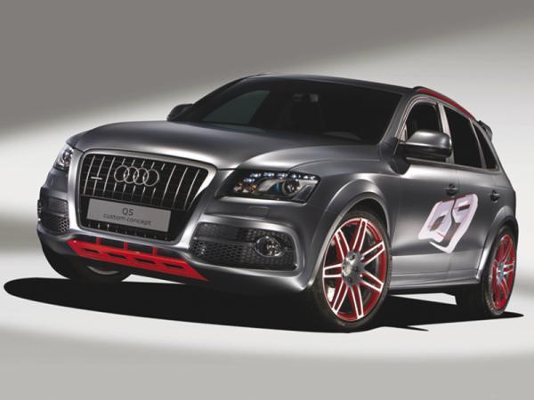 Audi SQ5 и RSQ5 скоро появятся в продаже