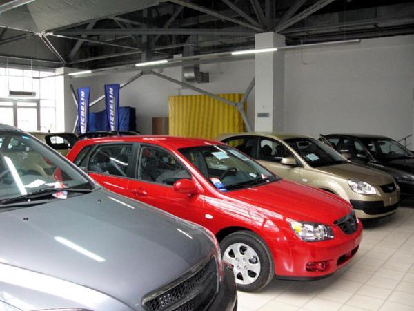 Продажи автомобилей в Украине выросли на 9 процентов