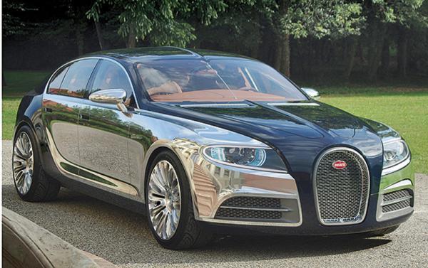 Bugatti 16C Galibier станет серийным