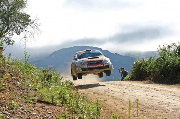 Аргентинский этап WRC: Subaru начинает и выигрывает!