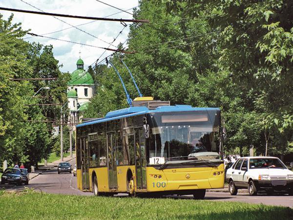 ЛАЗ обеспечит транспортом Евро-2012