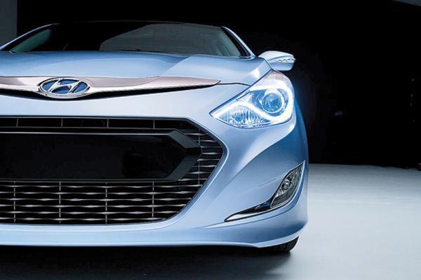 Hyundai Sonata станет гибридом