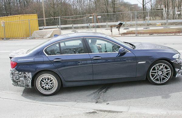 Alpina B5 2011 модельного года