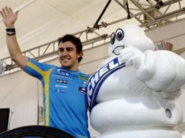 """Michelin вернется в """"Формулу-1"""""""