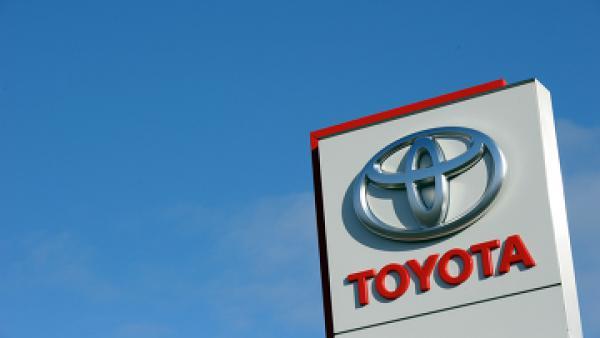 Toyota увеличила продажи автомобилей на 40 процентов