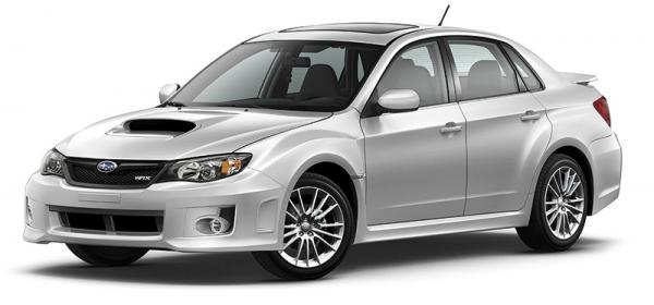 Subaru Impreza: обновление самых мощных версий