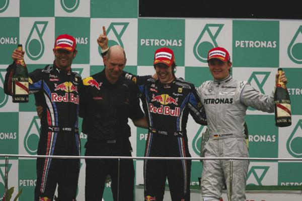 F1: Гран-при Малайзии. Red Bull наносит ответный удар