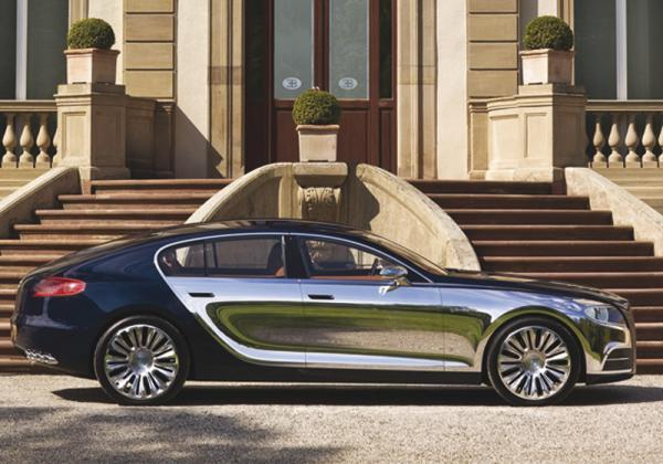 Bugatti 16C Galibier поступит в продажу через три года