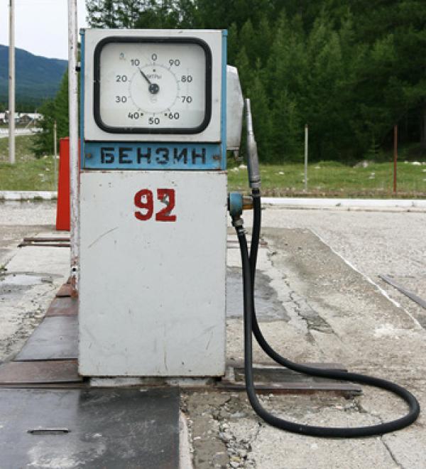 Бензин, продаваемый в Украине, не соответствует требованиям Госстандарта